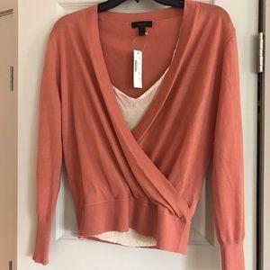JCrew NWT V Neck Sweater